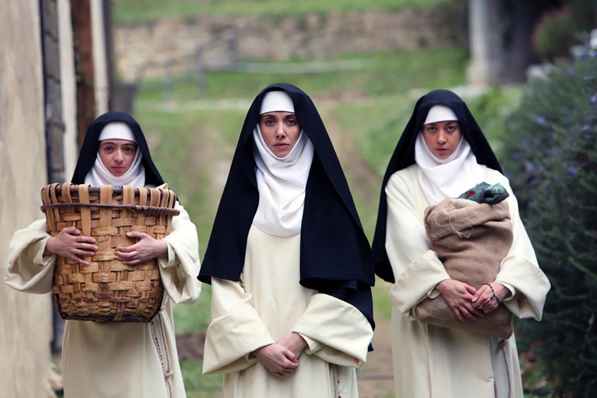 Jilbab Biarawati Hijab Nun Suster perawat kristen katolik