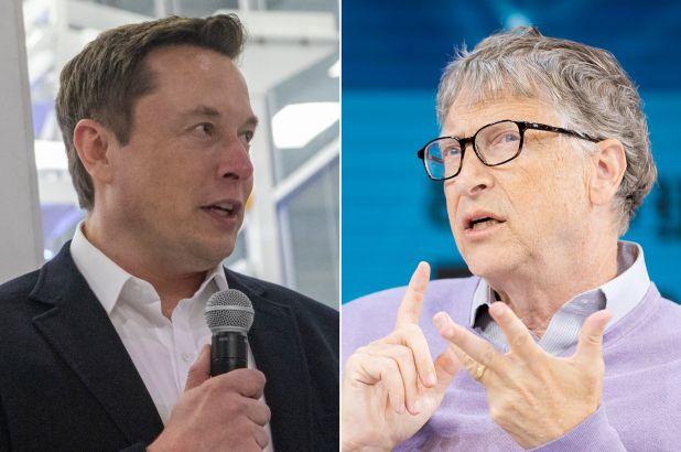 Bill Gates e Elon Musk são hackeados no Twitter para golpe de bitcoin