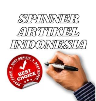 spin artikel indonesia