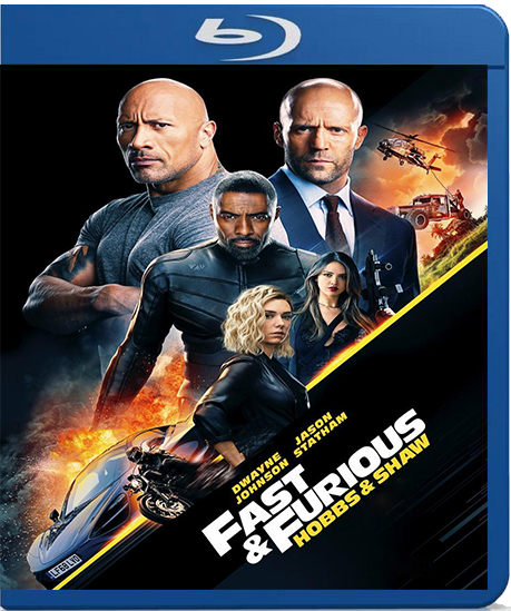 Fast & Furious Presents: Hobbs & Shaw [2019] [BD50] [Latino]