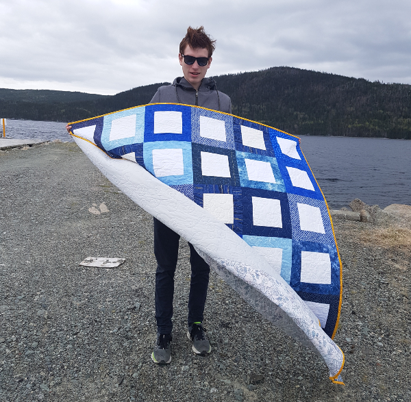 Quilt for Nova Scotia | DevotedQuilter.com