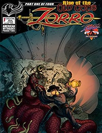 Zorro: Rise of the Old Gods