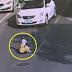 (Video) Budak Bermain Di Tengah Jalan Sibuk, Tiada Sesiapa Yang Berhenti Selamatkannya