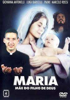 Maria: Mãe do Filho de Deus - HDRip Nacional