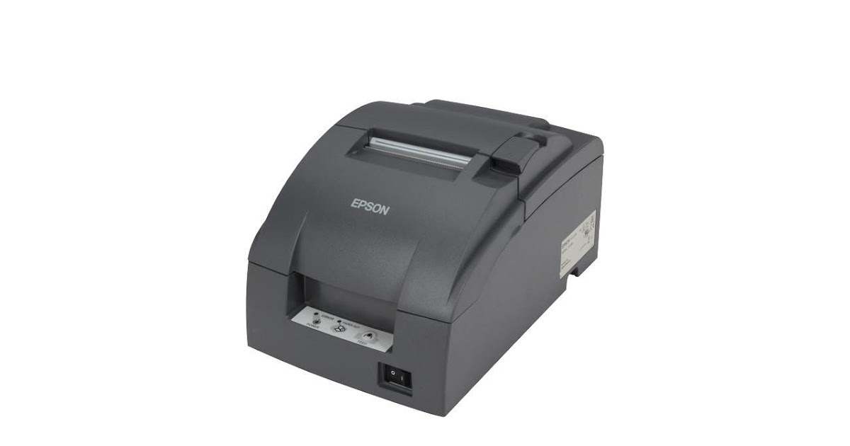 how to update firmware on epson tm88v pos printer
