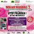 Daftar nikah Massal gratis di Depok tanggal 1 April 2018