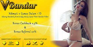 Trik Judi Domino Online VBandar.info