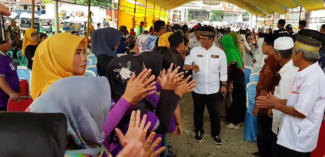 Koyak Basis Amran Mahmud, Rahim communty Allout Menangkan BARAKKA
