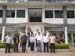 Komisi III DPRD Samosir Studi Banding Pengelolaan Objek Wisata Pantai Bulbul Balige