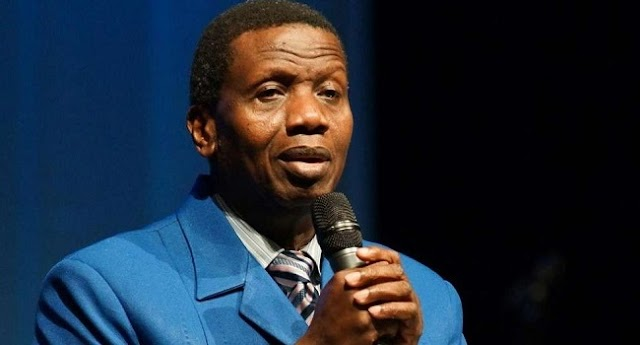 Why I cancelled crossover service -Adeboye
