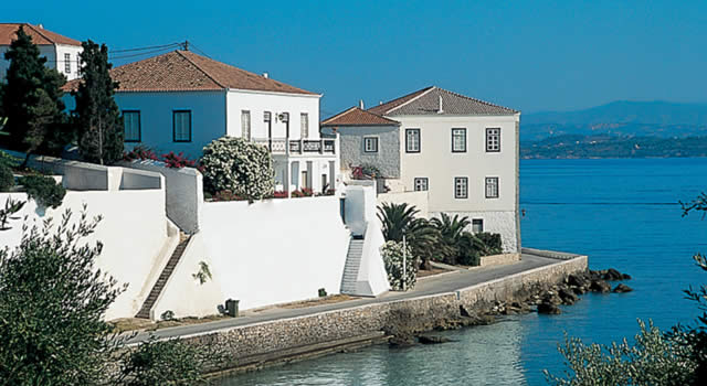 Spetses - Aegean Sea - Greece