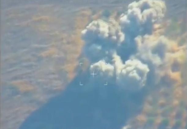 Israel Strikes in Idlib: VKS drones attacked in Syria