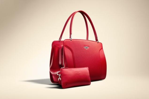 Newsflash: Luxe Car manufacturer Bentley Is Launching a Luxury Handbag Collection!