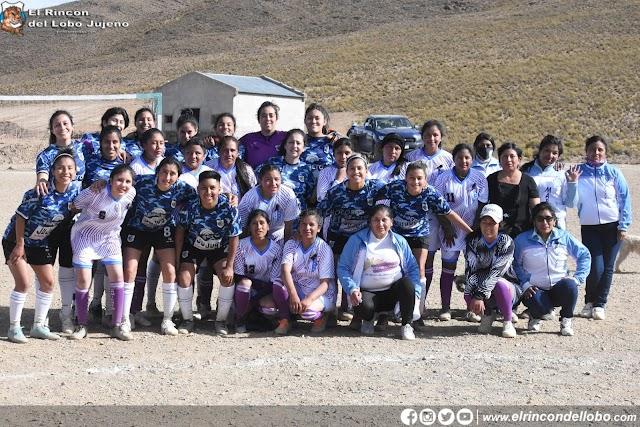 Gimnasia se presentó en Rinconada