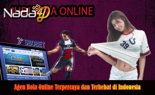 Agen Bola Online Terpercaya dan Terhebat di Indonesia