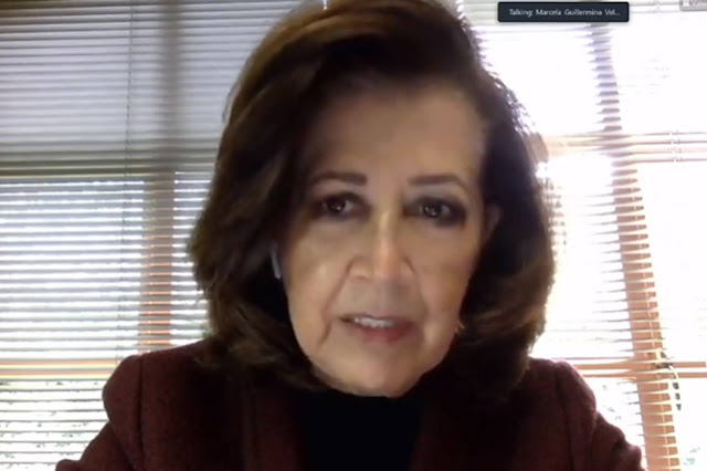Pide Marcela Guillermina Velasco transparentar contratos para la compra de vacunas contra Covid-19