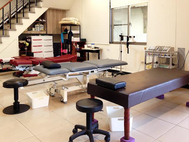 好痛痛 脊源物理治療所 臺南市南區 台南 治療區 脊椎側彎 整脊 長短腳 骨盆歪斜