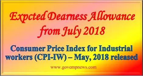 expected-dearness-allowance-july-2018