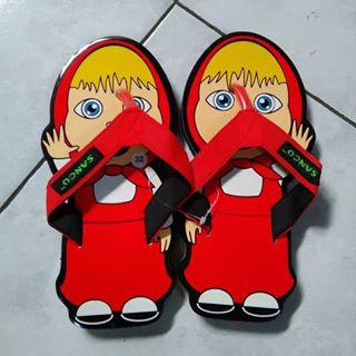 Grosir Sancu, jual sandal sancu, aneka sandal sancu