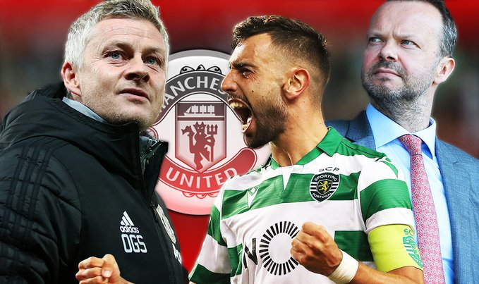 LIVE! Manchester United Close In On £70m Bruno Fernandes Transfer, Contract, Rio Ferdinand Hint (Full Details)