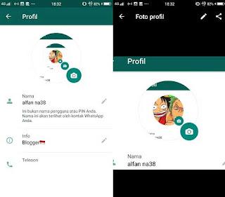 Cara Mudah Membuat Foto Profil Whatsapp Unik Tanpa Aplikasi