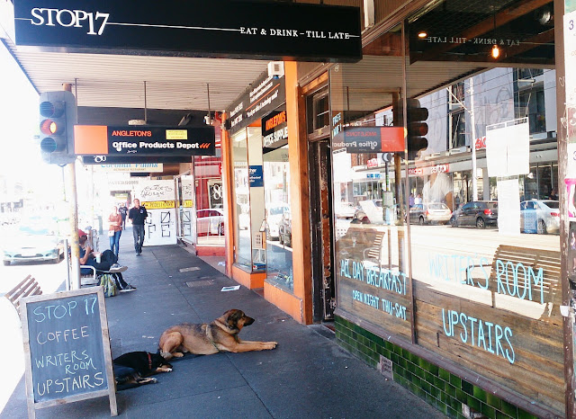 Stop 17, Fitzroy, cafe