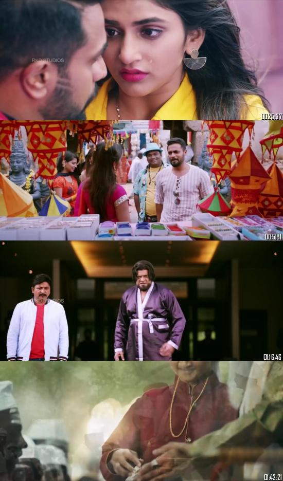 Bharaate 2020 Hindi Dubbed 720p 480p Full Movie Download