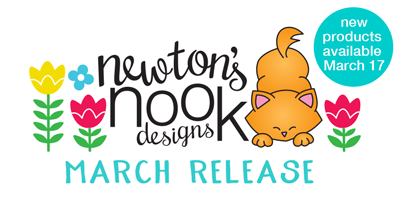 March 2017 Release | Newton's Nook Designs #newtonsnook