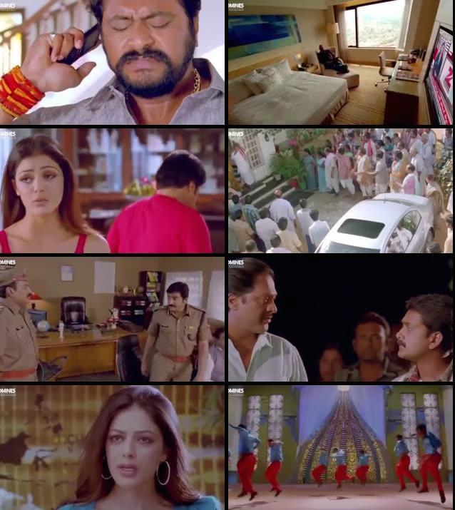 Sheron Ka Sher 2015 Hindi Dubbed HDRip 500mb