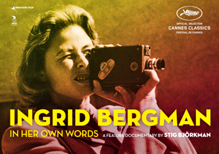 Ingrid Bergman in Her Own Words de Stig Björkman