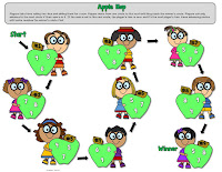 Apple Subtraction Game