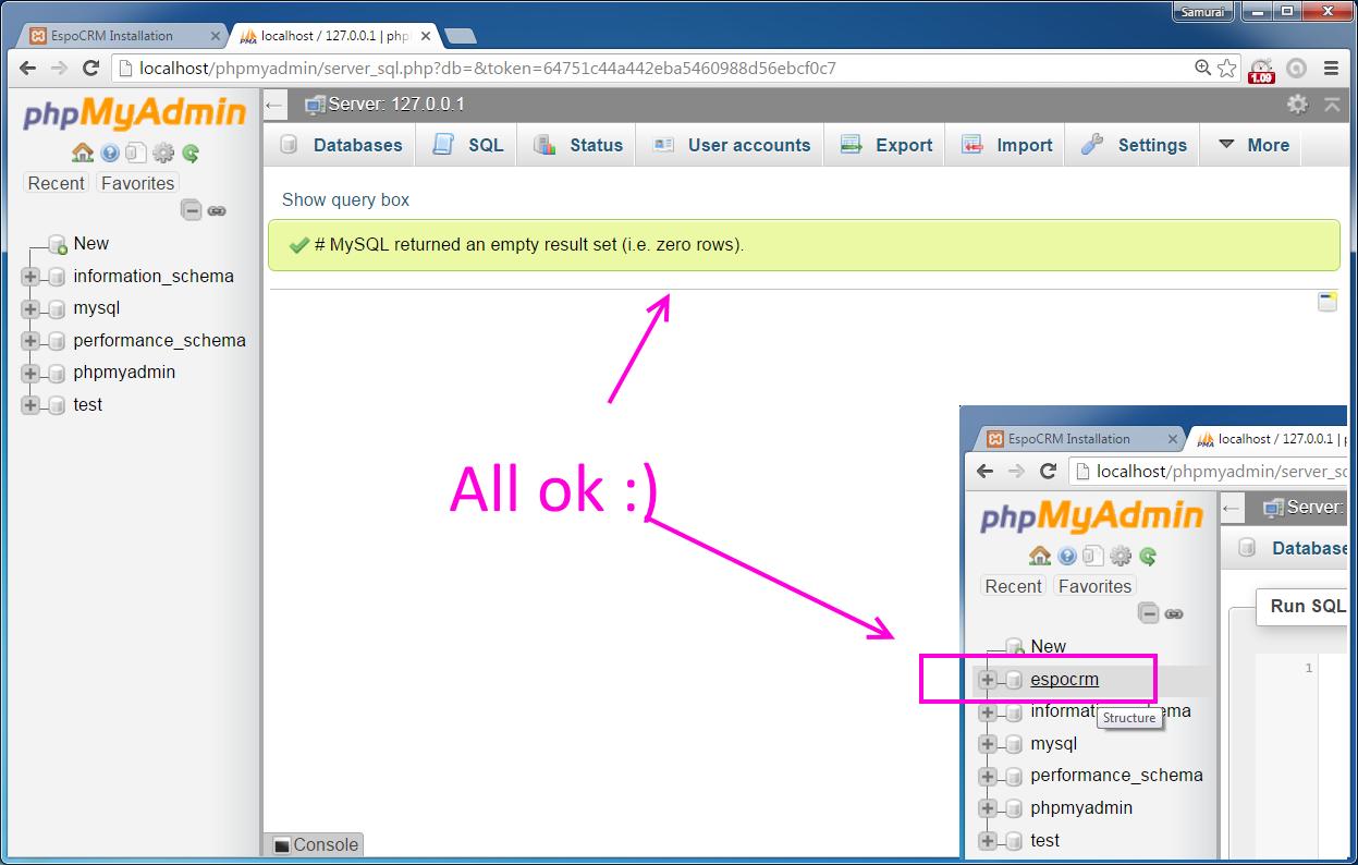 codingtrabla: Install EspoCRM 4 1 5 on Windows