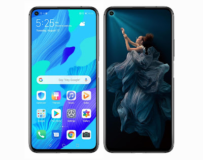 Huawei Nova 5T launching tomorrow (August 25): Details
