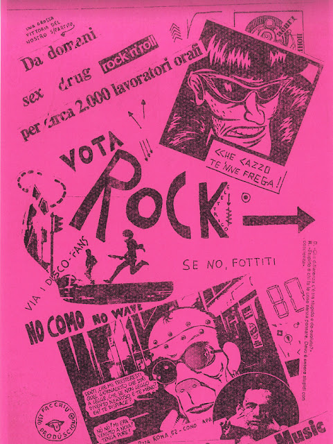 Vota Rock se no fottiti!