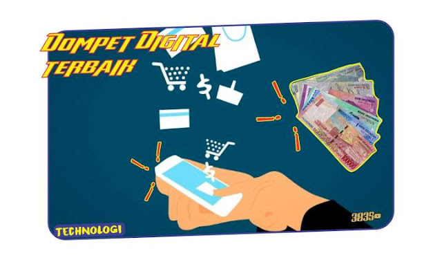 Aplikasi Dompet Digital Terbaik Indonesia