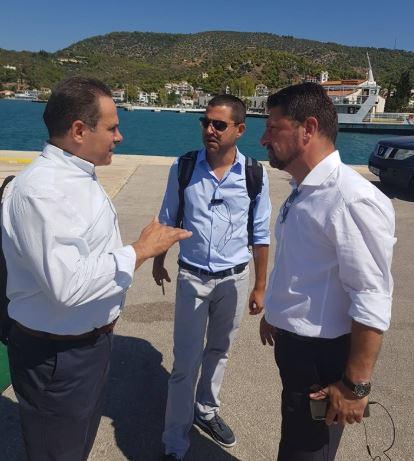 Τραγωδία στον Πόρο: Σε έκτακτη σύσκεψη  ο Νικόλαος Μανωλάκος και ο Νίκος Χαρδαλιάς