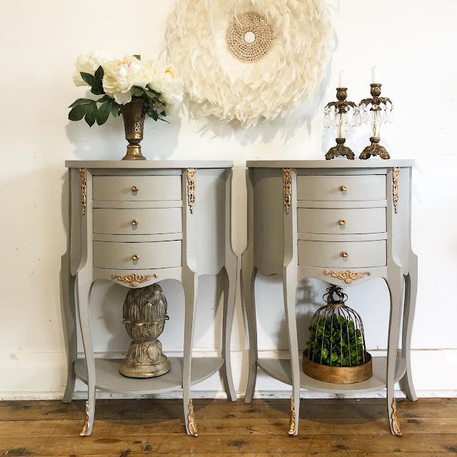 french bedside tables pair lilyfield life