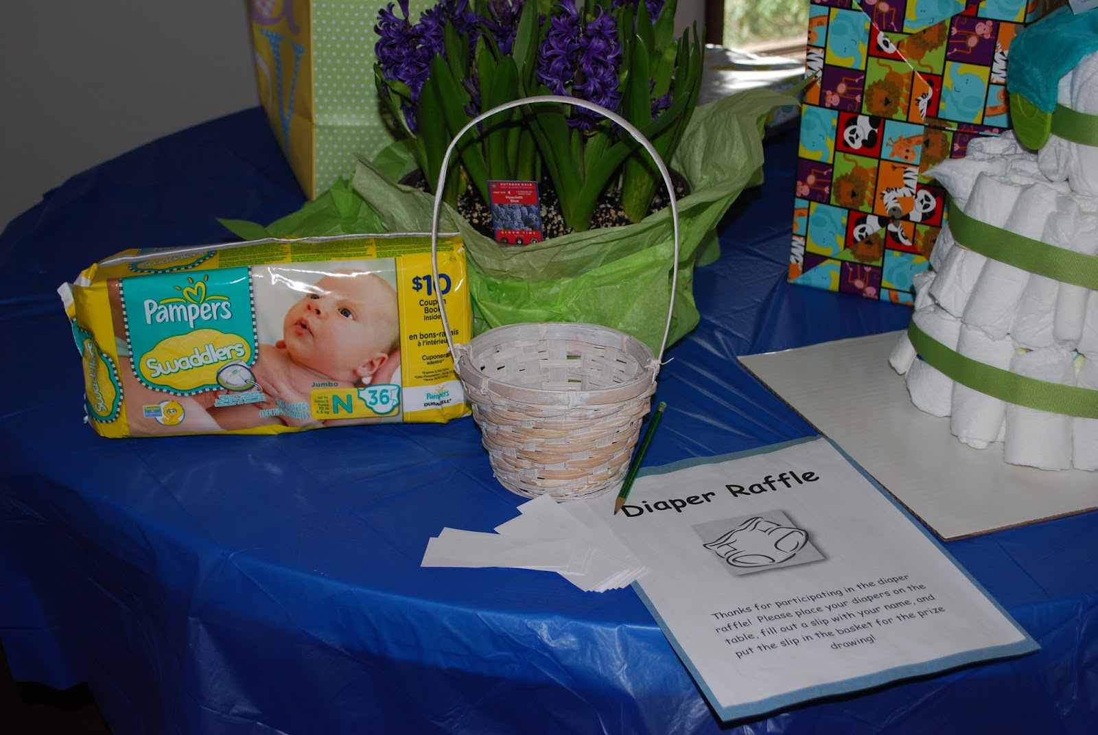 Diaper Raffle Gift Ideas - Gift Ftempo