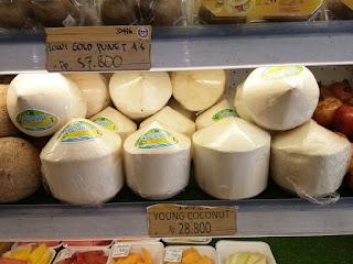 harga kelapa thailand
