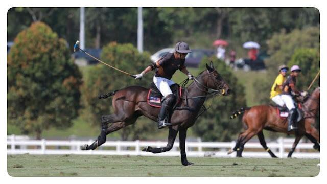 Team Putera Mateen Dimalukan Team KJ Dengan Kemenangan Besar Dalam Acara Ekuestrian Polo