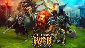 Throne Rush Apk