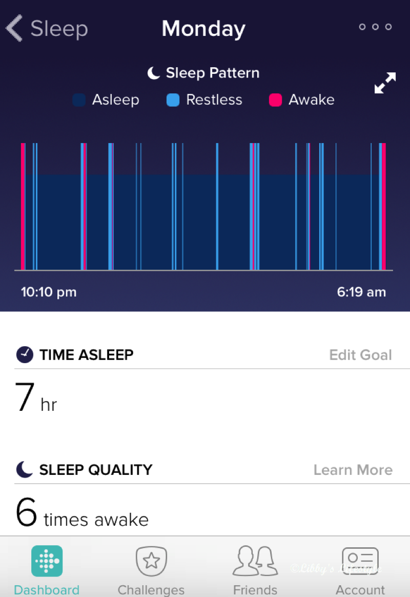 Dear Mr Fitbit Designer I Have One Small Complaint
