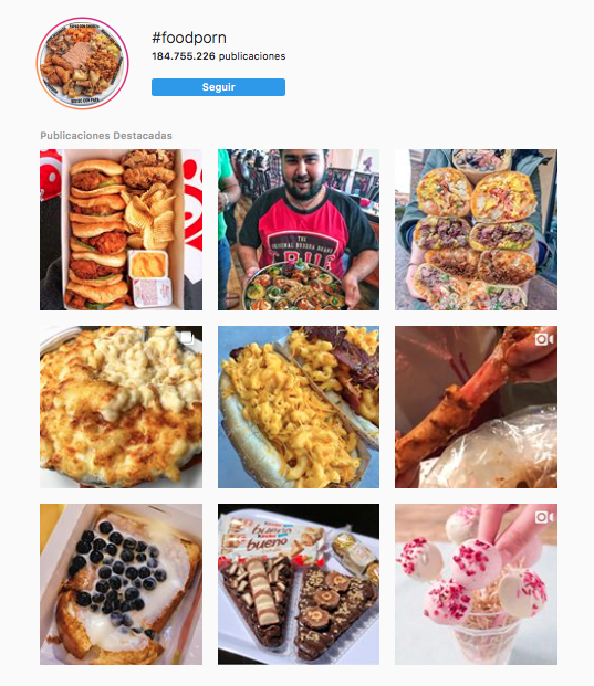 Conoce la Lista de los Hashtag más populares de Instagram por categorías
