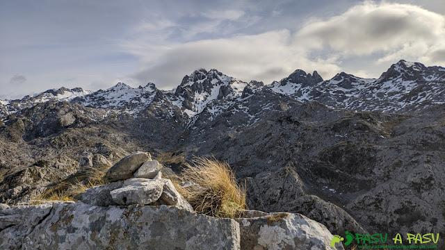 Alto los Gurbiñales, Picos de Europa