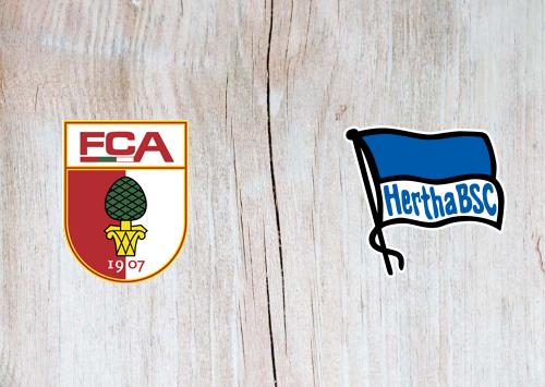 Augsburg vs Hertha BSC -Highlights 24 November 2019