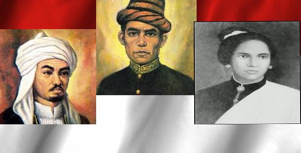 Para Pejuang kemerdekaan di Aceh