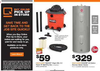 Home Depot Pro Savings January 16 - 29, 2018 The Renovation event