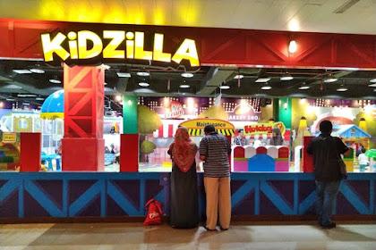 Asiknya Menemani si Kecil Bermain di KidZilla Dp Mall Semarang