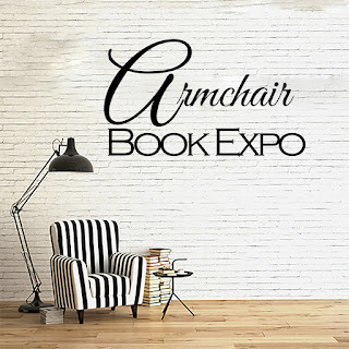It's hard to believe that Armchair Book Expo is already over. I guess time really does fly when you're having fun!