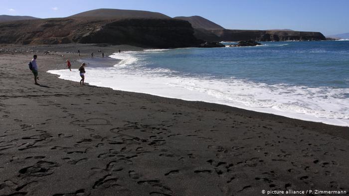 Pasir Hitam Fuerteventura